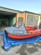 Лодка ПВХ Азимут 435 (Azimut Cyclone 435)