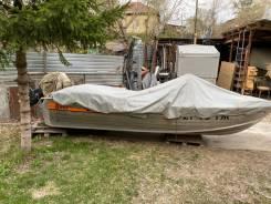 Продам лодку вельбот 46м без мотора