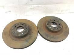 Тормозные диски передние пара 295мм на Subaru Forester SG5 #22