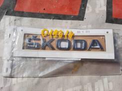 Эмблема Skoda Rapid Шкода Рапид 2012