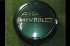 Чехол запасного колеса Chevrolet Niva