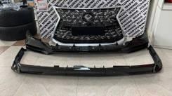 Обвес Heritage Lexus LX570 (J200) 2015 - 2021 URJ201, 3URFE