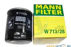 Фильтр масляный MANN W713/28 в наличии в Хабаровске