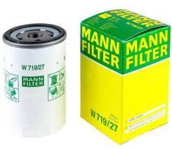 Фильтр масляный W719/27 MANN-Filter в Хабаровске