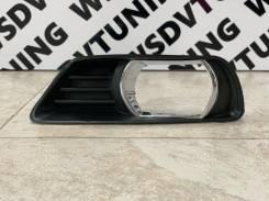 Оправа туманки левая LH для Toyota Camry 2006-2009г