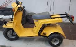 Honda Gyro X, 2006