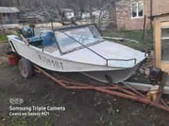 Лодка Воронеж с мотором ямаха 25