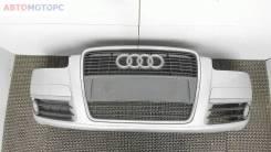 Бампер передний Audi A6 (C6) 2005-2011 2006 (Универсал)
