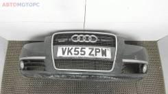 Бампер передний Audi A6 (C6) 2005-2011 2005 (Универсал)