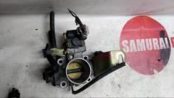 Заслонка дроссельная Toyota Raum EXZ10 5EFE