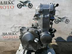 Двигатель Kawasaki ZZR400 ZX40KE(лот 125)