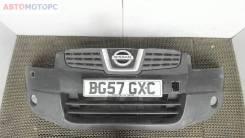 Бампер передний Nissan Qashqai 2006-2013 2007 (Джип (5-дверный