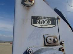 Крановая установка Tadano ZR360.
