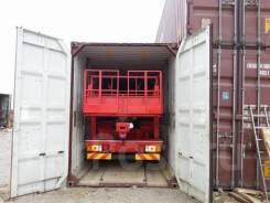 Перевозка грузов в контейнере