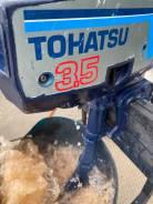 Лодочный мотор Tohatsu M3.5 из Японии