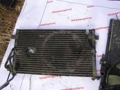Радиатор кондиционера Mitsubishi Pajero V45W 6G74