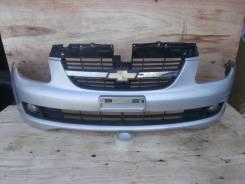 Бампер Suzuki Chevrolet Cruze, передний