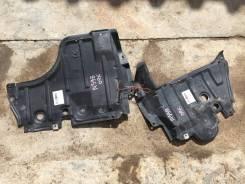 Защита двигателя пластиковая комплект