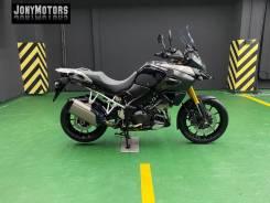 Suzuki V-Strom 1000 ABS, TRC, 2014