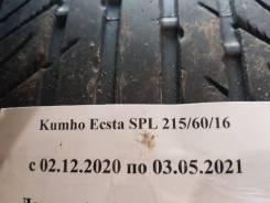 Kumho Ecsta, 215/60 R16