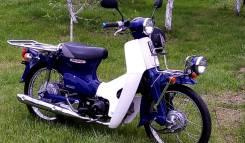 Honda Super Cub, 2008