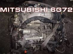 Двигатель Mitsubishi 6G72 | Установка Гарантия Кредит Доставка