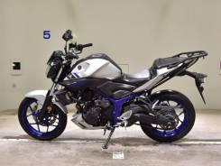 Yamaha MT-25 в наличии в ЯПОНИИ, 2015
