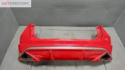 Бампер задний Honda Civic 2006-2012 2008 (Хэтчбэк 3 дв. )