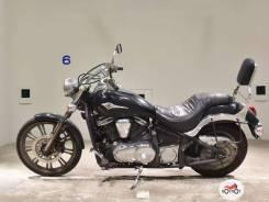 Мотоцикл Kawasaki VN 900 Vulcan 2008, Черный
