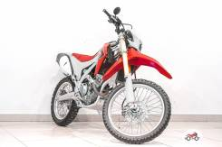 Мотоцикл Honda CRF 250L 2013, Красный пробег 31303