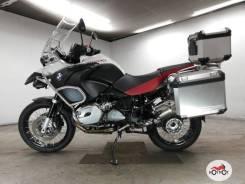 Мотоцикл BMW R 1200 GS Adventure 2007, Белый пробег 86658