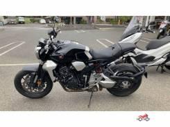 Мотоцикл Honda CB 1000R 2018, Черный