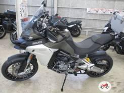Мотоцикл Ducati Multistrada 1200 2015, Серый
