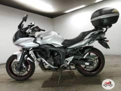 Мотоцикл Yamaha FZS 600 2008, Серебристый