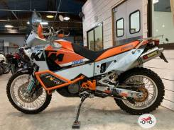 Мотоцикл KTM 950 Adventure 2003, Оранжевый