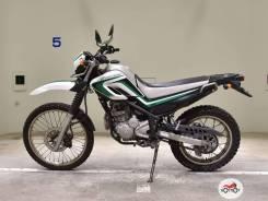 Мотоцикл Yamaha XT 250 Serow 2011, Белый