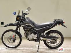 Мотоцикл Yamaha XT 250 Serow 2005, Серый