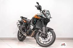 Мотоцикл KTM 1050 Adventure 2017, Оранжевый