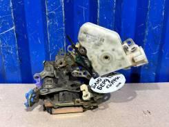 Замок двери Nissan Bluebird Sylphy 2002 [80552AA210] QG10 1.8 QG18DE, передний правый