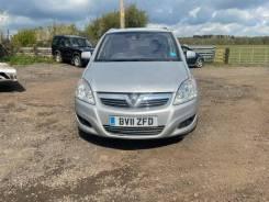Ноускат в сборе бампер Opel Zafira 2011 [13247295] Минвен Бензин A18XER, передний
