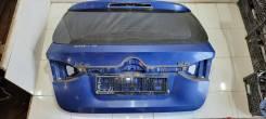 Дверь багажника в сборе со стеклом б. у оригинал идеальная синяя [BJ4629371Y] для Brilliance V5 [арт. 521265-1]