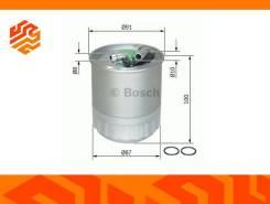 Фильтр топливный прямоточный Bosch F026402056