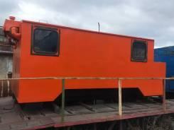 Кунг будка для проживания персонала фургон