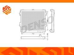 Радиатор системы охлаждения Denso DRM50074