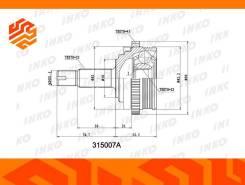 ШРУС внешний INKO 315007A передний