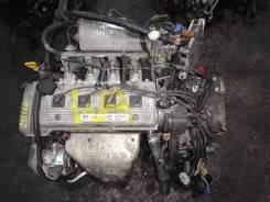 ДВС+КПП Toyota 4A-FE, 1600 куб. см Контрактная [L219603]