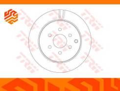 Диск тормозной TRW DF6289 задний