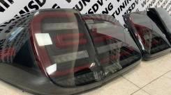 Стоп сигналы стиль Bentley Nissan Patrol Y62 2010-2017г