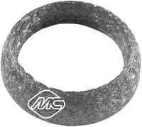 Прокладка глушителя (кольцо) Metalcaucho 2381