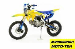 Мотоцикл Кросс MZ125 Motoland НОВИНКА 2021, оф. дилер МОТО-ТЕХ, Томск, 2021